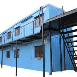Mild Steel Bunk House