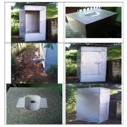 Swachh Bharat Abhiyan Portable Toilet