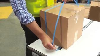 Semi Automatic Polypropylene Strapping Roll