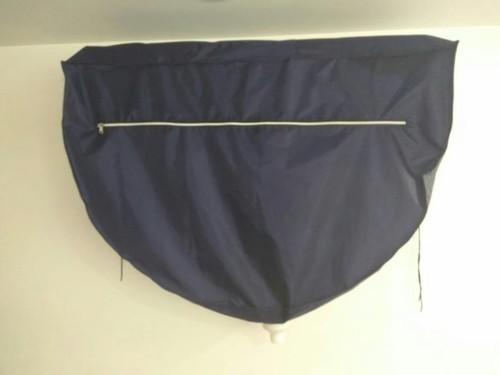 Black AC Wash Bag