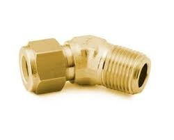 Brass Fitting Male Elbow