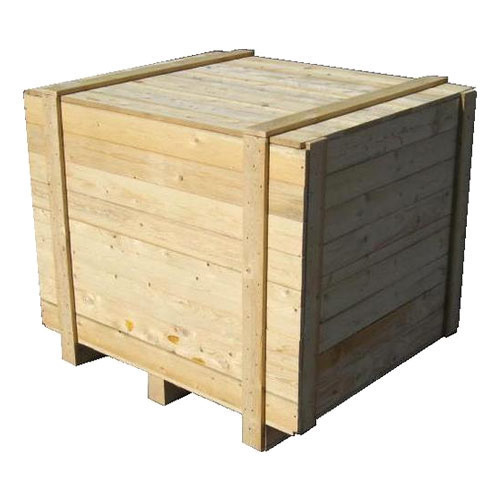 Wooden Machine Box