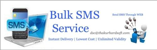 Online Bulk SMS Services