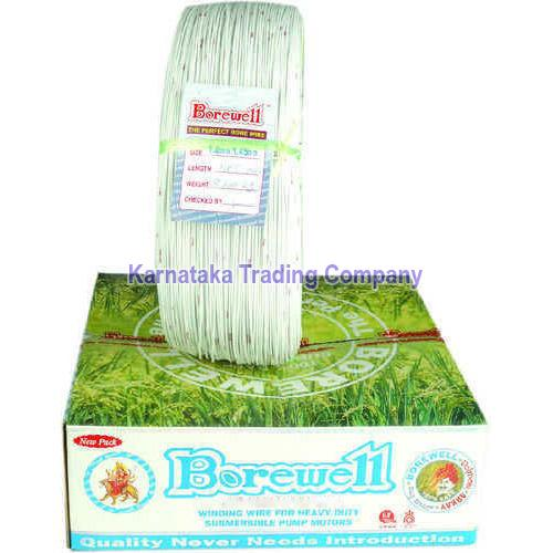 Borewell Winding Wire