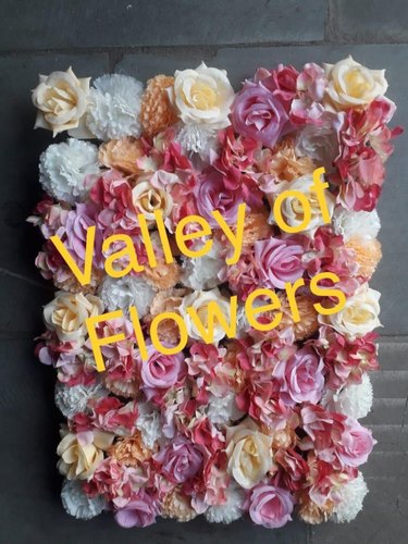 Artificial Flower Mat