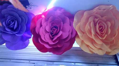 Artificial Foam Flower
