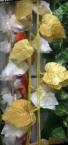 Artificial Maple Leaf Garland