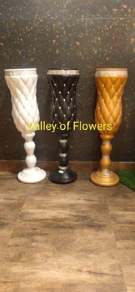 Plastic Flower Vase