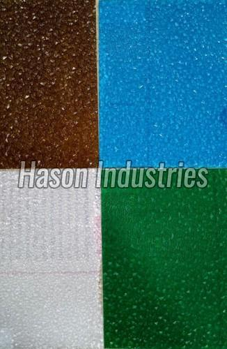 Diamond Polycarbonate sheets