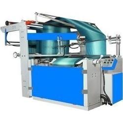 Fabric Double Folding Lapping Machine