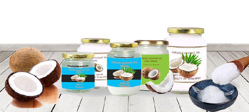 Virgin Coconut Oil (organic-non organic)
