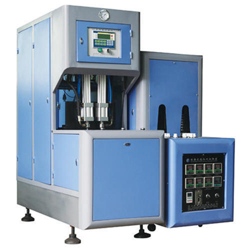 Semi Automatic PET Jar Blowing Machine