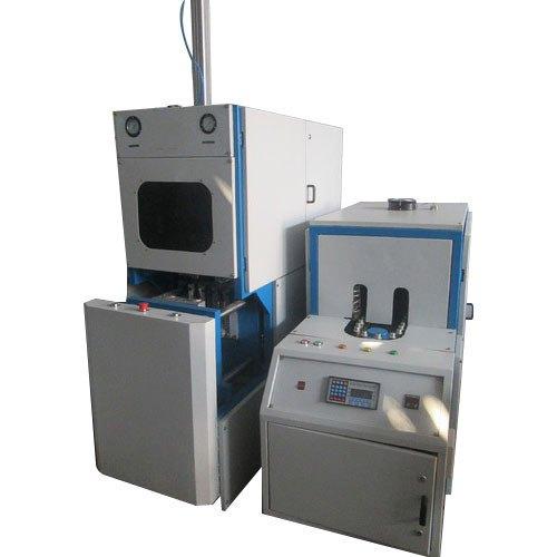 Semi Automatic PET Bottle Blowing Machine