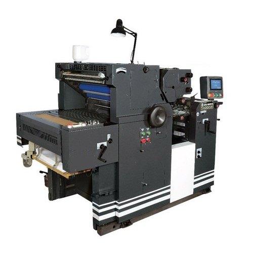 Single Colour Non Woven Bag Printing Machine