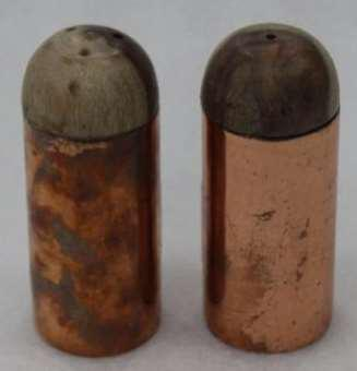 Wooden Salt and Pepper Shaker