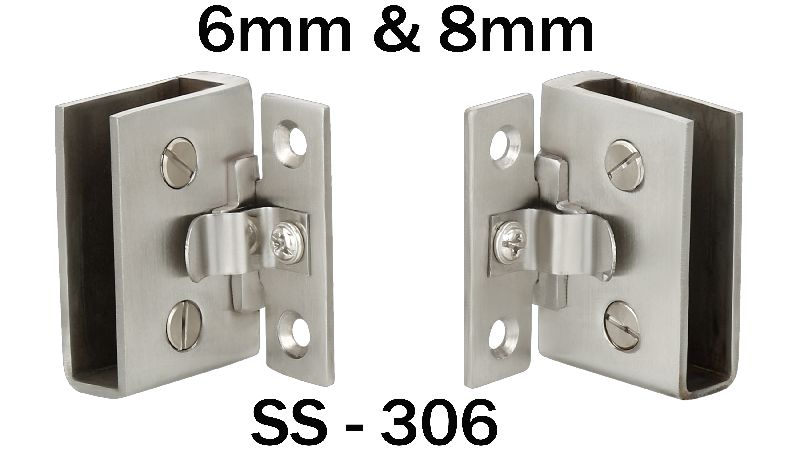 Stainless Steel Glass Pivots