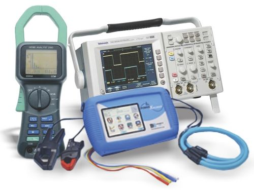 Power Quality Monitoring System
