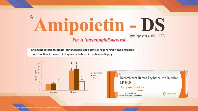 Amipoietin - DS Injection