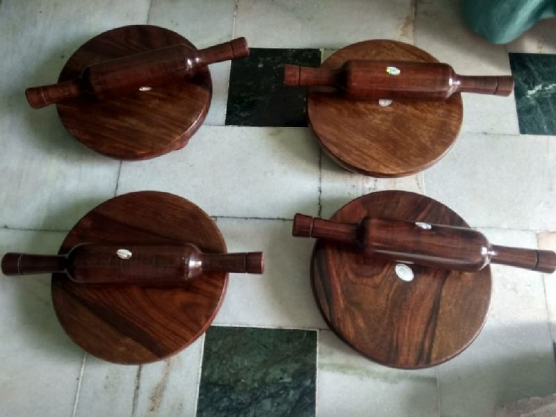 Sheesham Wood Chakla Belan