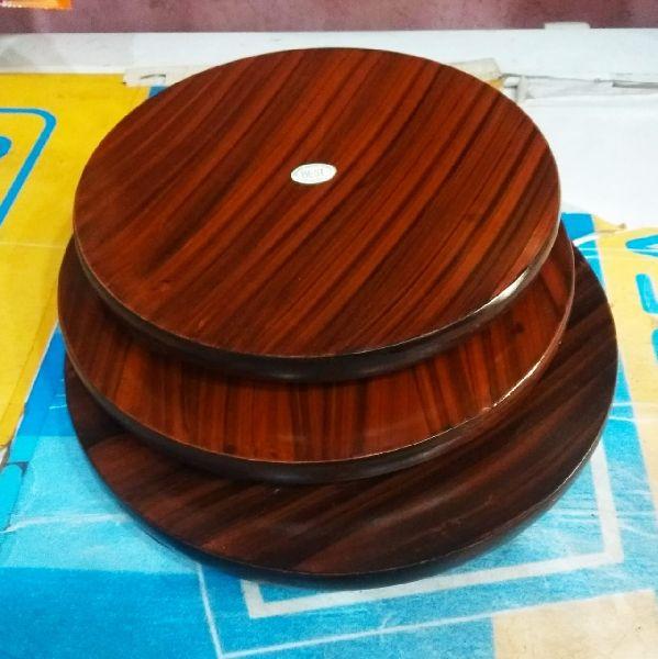 Wooden Chakla