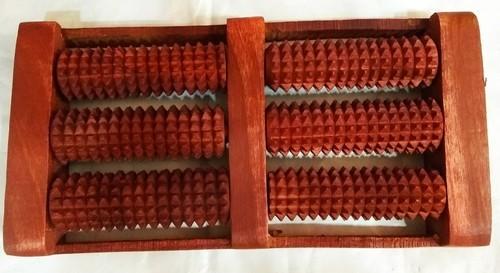 Wooden Massager Roller