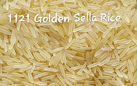 1121 Golden Sella Basmati Rice