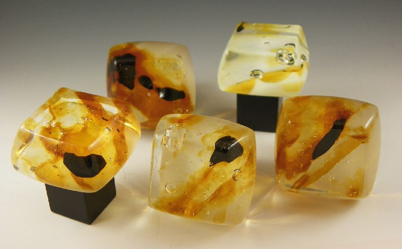 Designer Resin Knobs