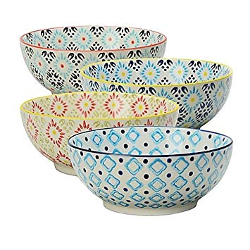 Printed Horn Bowls
