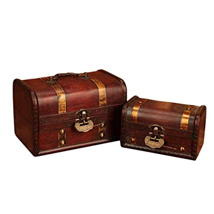 Wooden Decorative Boxes