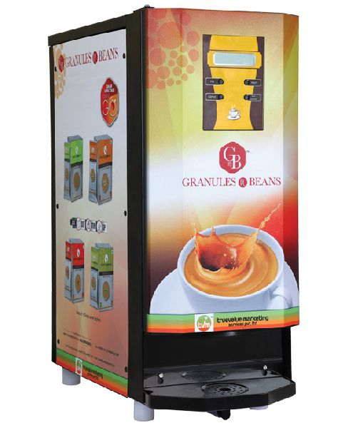 Premix Vending Machine