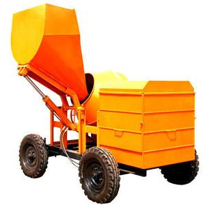 Hopper Concrete Mixer Machine