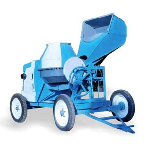 Universal Concrete Mixer Machine