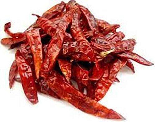 Raw Red Chilli