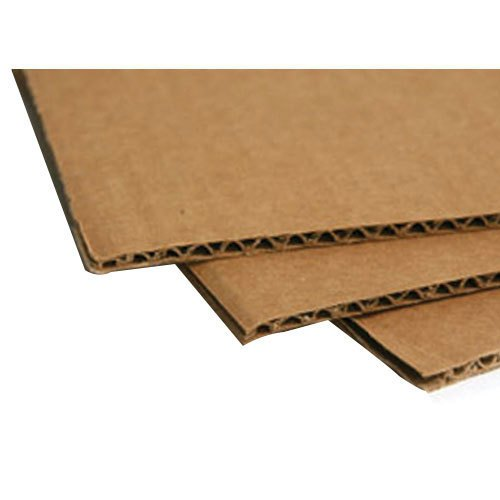 Box Corrugated Paper Packaging Sheet