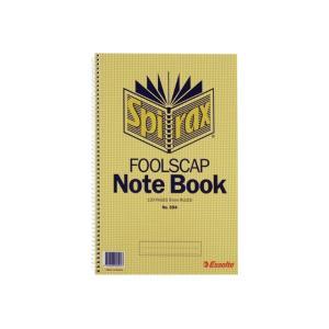 Foolscap Notebook