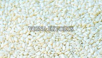 White Sortex Sesame Seeds