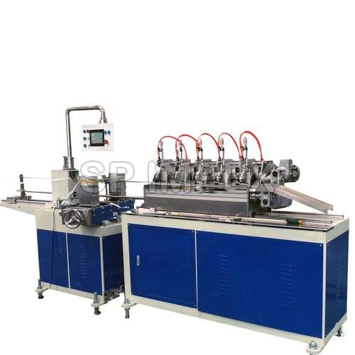 Automatic Straw Making Machine