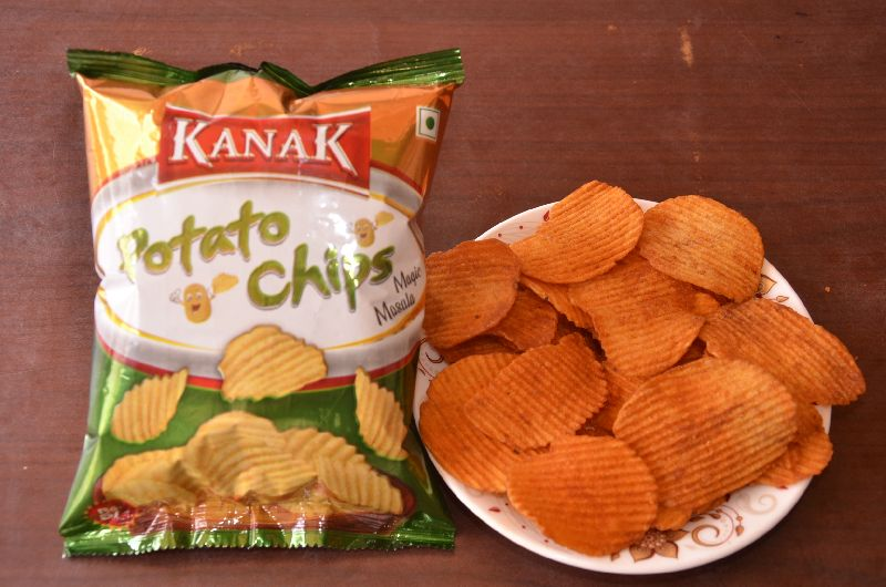 Magic Masala Potato Chips