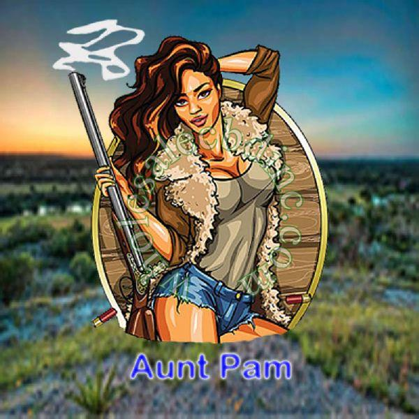 Aunt Pam Vanilla Carmel Custard