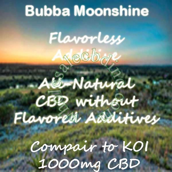 Bubba Moonshine 1000