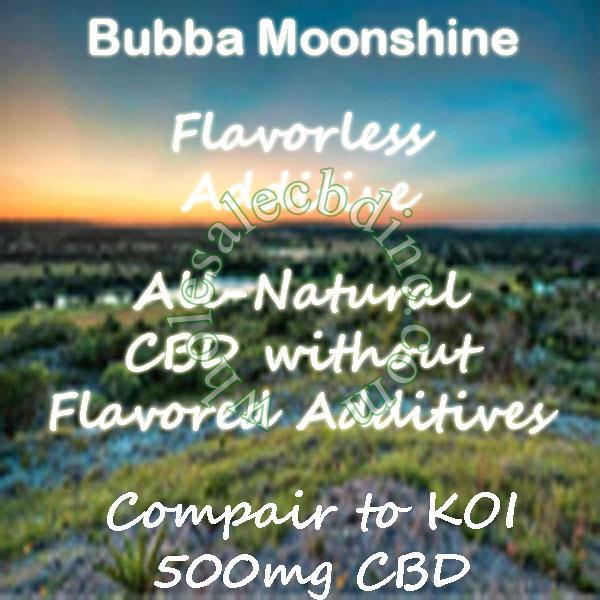 Bubba Moonshine 500