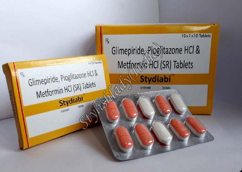Stydaibi Tablets