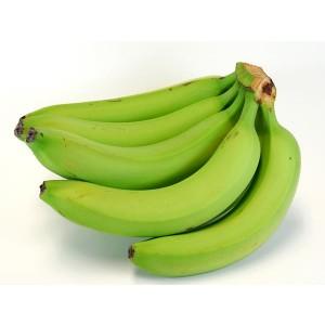 Fresh Raw Banana