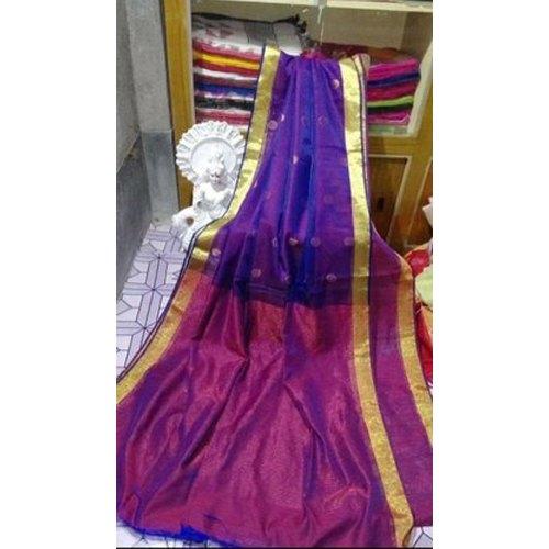 Fancy Matka Silk Saree