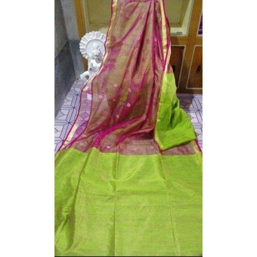 Traditional Matka Silk Saree