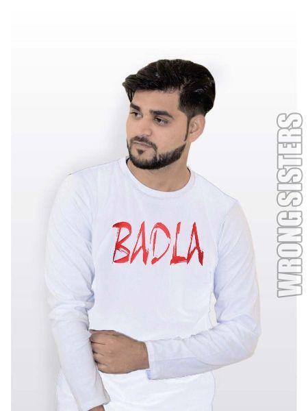 Badla Printed Full Sleeve T-Shirt