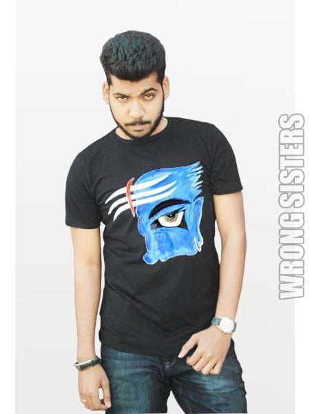 Shiva Painted T-Shirt