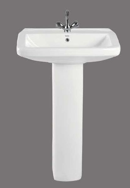 Capto Full Pedestal Wash Basin