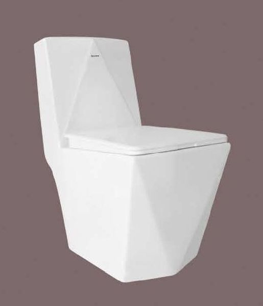 Diamoad One Piece Toilet Seat