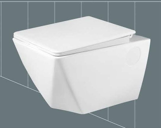 Diamoad Wall Hung Toilet